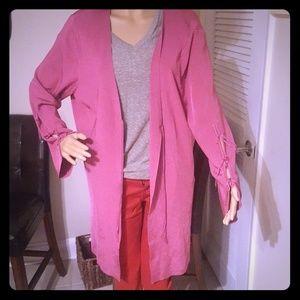 Avenue Maxi sweater